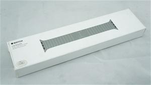 Apple 42-mm Silver Link Bracelet for App