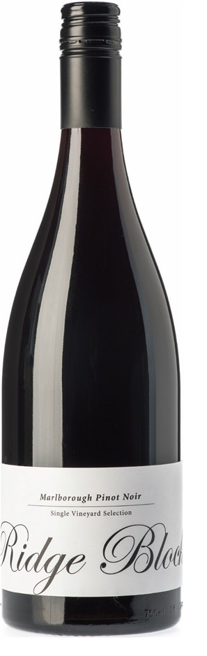 Giesen `Ridge Block` Pinot Noir 2014 (6 x 750mL), Marlborough NZ.