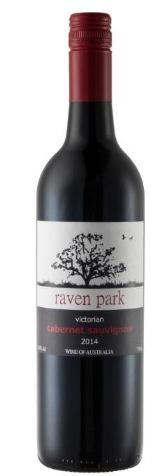 Raven Park Victorian Cabernet Sauvignon 2017 (12 x 750mL)