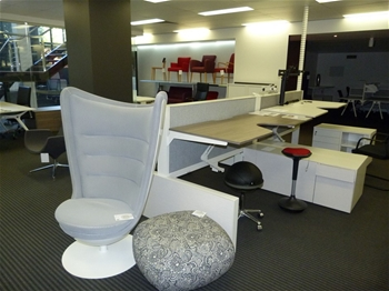 Large Variety of Assorted Office Furniture