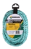 12 Coils x KINNEARS Multi-Purpose 3-Strand Poly Rope, 10mm x 10m. Buyers No