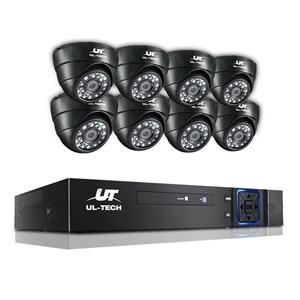 UL Tech 720P 8 Channel HDMI CCTV Securit