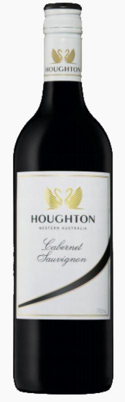 Houghton `Stripe` Cabernet Sauvignon 2016 (6 x 750mL), WA.