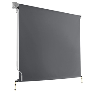 Instahut 2.1m x 2.5m Retractable Roll Do