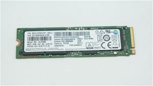 Samsung PCIe NVMe M.2 2280 256GB Solid S
