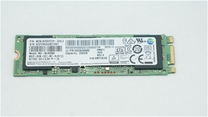 Samsung M.2 2280 SATA 256GB SSD Part Num