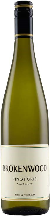 Brokenwood Pinot Gris 2017 (12 x 750mL), Beechworth, VIC.