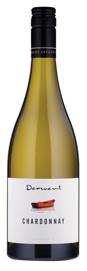 Derwent Estate Chardonnay 2016 (12 x 750mL), Tasmania