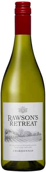 Rawson's Retreat Chardonnay 2018 (6 x 750mL), SE AUS.