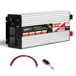 Giantz 3300W Puresine Wave DC-AC Power I