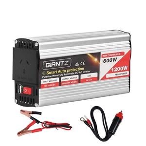 Giantz 600W Puresine Wave DC-AC Power In
