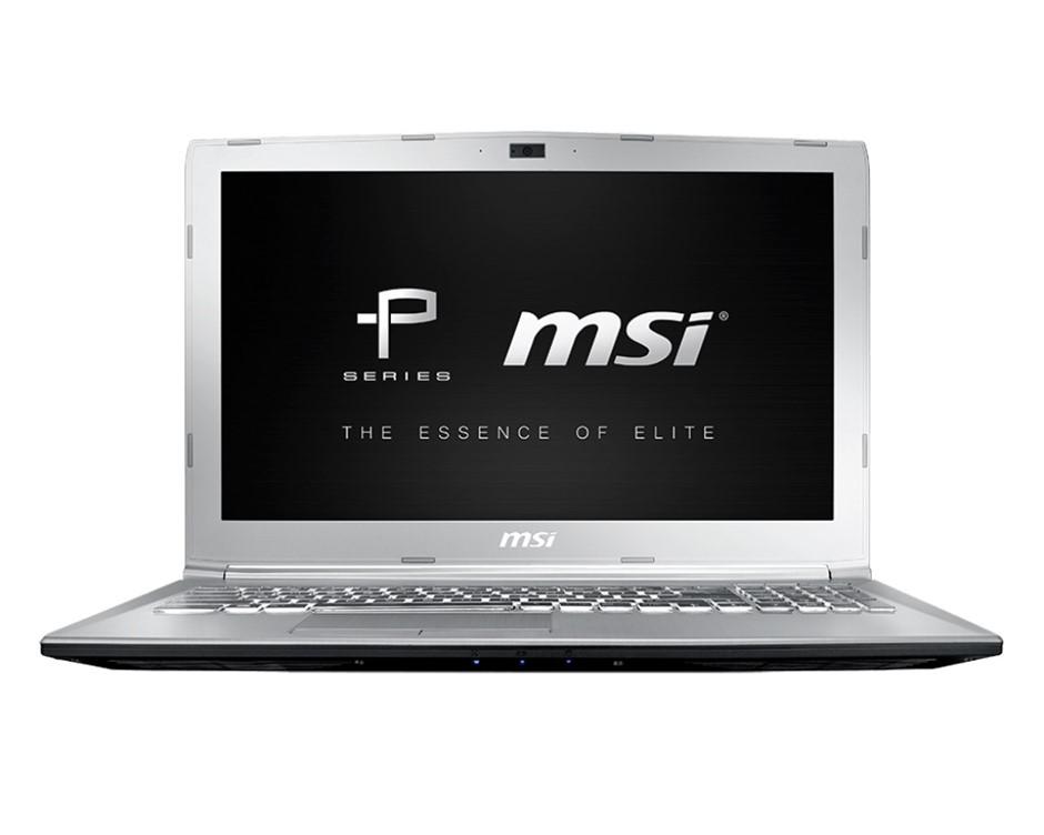 MSI PE62 8RC-046AU 15.6-Inch Notebook