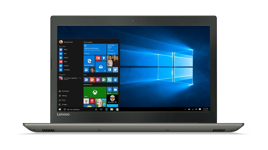 "Lenovo IdeaPad 520 -15.6"" FHD Display/i7-8550U/16GB/2TB"