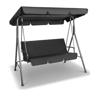 Gardeon 3 Seater Outdoor Canopy Swing Ch