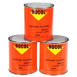 ROCOL Sapphire Silicone Lubricant Grease 500g  (253052-120