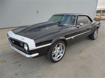 Unreserved 1968 Chevrolet Camaro SS RWD Automatic Coupe