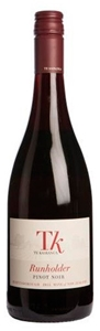 Te Kairanga `Runholder` Pinot Noir 2017