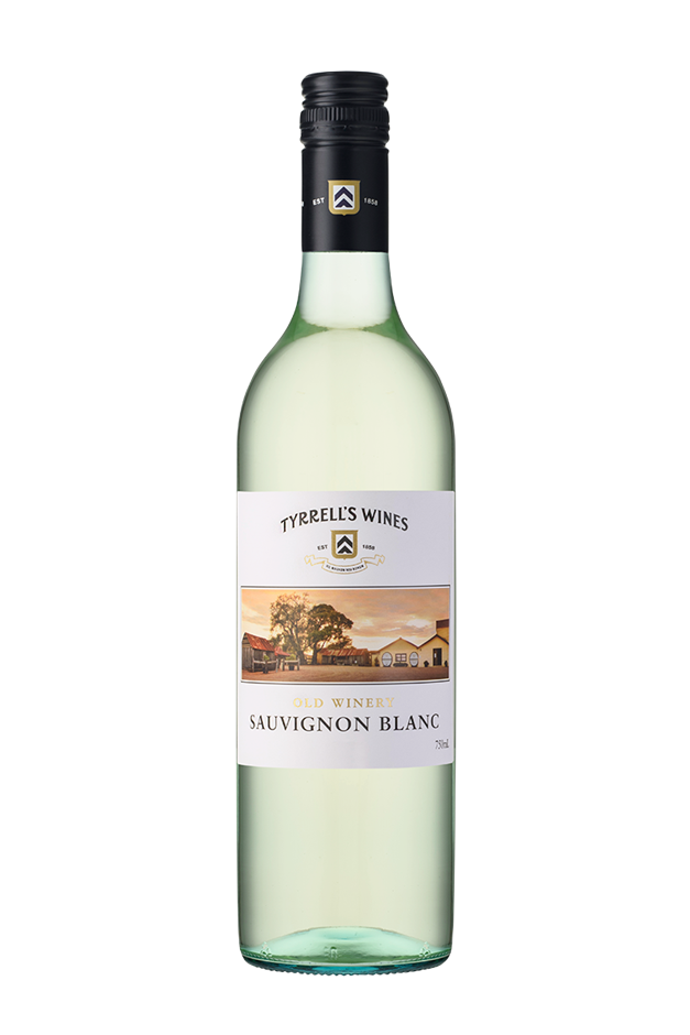 Tyrrell's `Old Winery` Sauvignon Blanc 2017 (6 x 750mL), Hunter. NSW.
