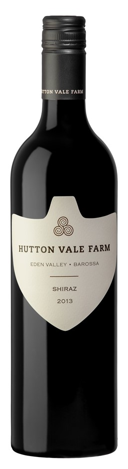 Hutton Vale Shiraz 2013 (6 x 750mL), Eden Valley, SA.