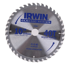 2 x IRWIN General Purpose Wood Cutting S