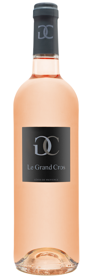 Domaine Le Grand Cros `GC` Rose 2018 (12 x 750mL), France.