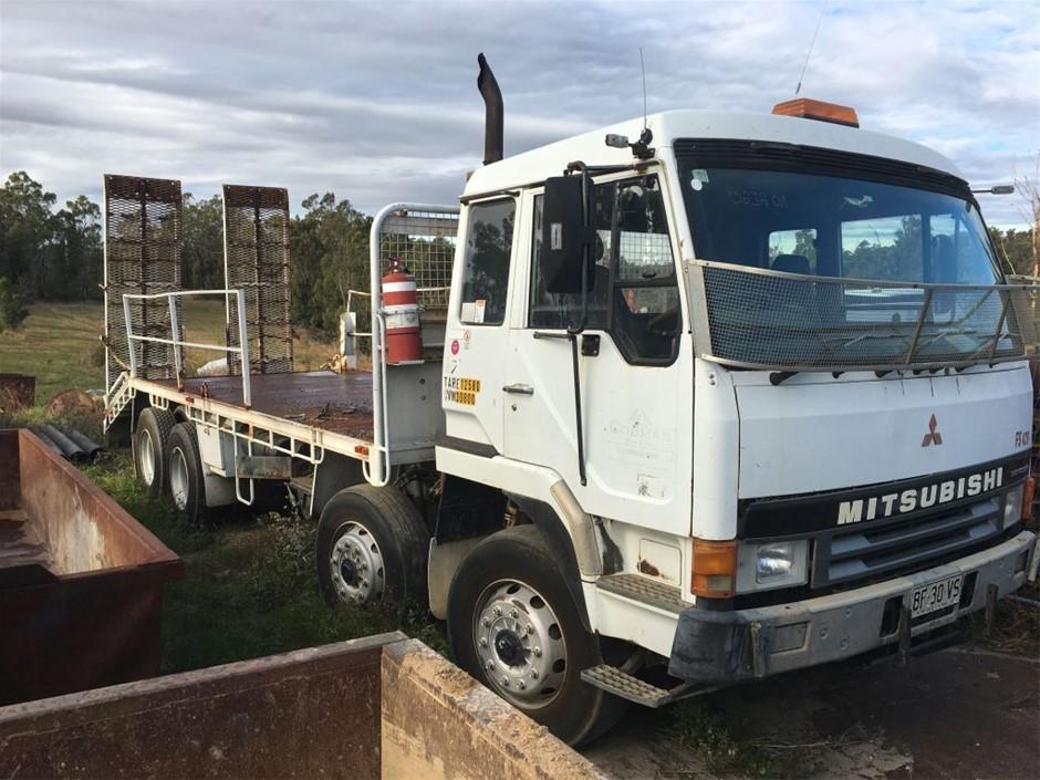 Table top truck, Mitsubishi FS428 Intercooler