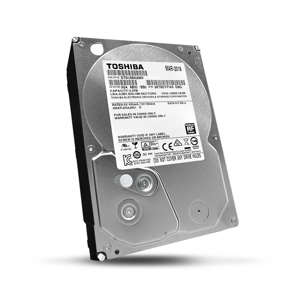 UL Tech 2TB Internal Hard Disk Drive