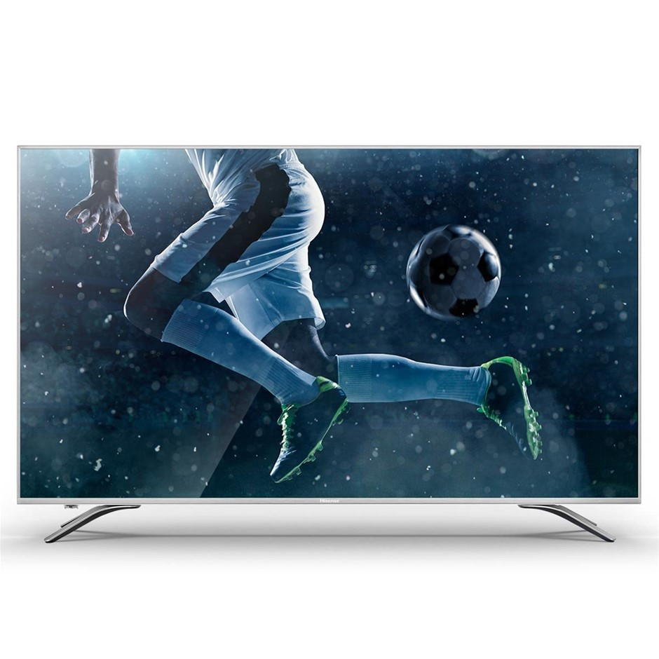 Hisense 50P6 50 Inch 127cm Series 6 Smart 4K Ultra HD LED LCD TV