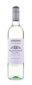 Angove `Brightlands` Sauvignon Blanc 201
