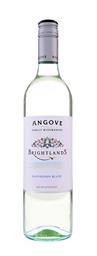 Angove `Brightlands` Sauvignon Blanc 2018 (12 x 750mL), SA