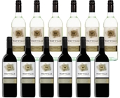 Wayville Estate Sem Sauvignon Blanc & Cabernet Sauv (12 x 750mL) Mixed Pack