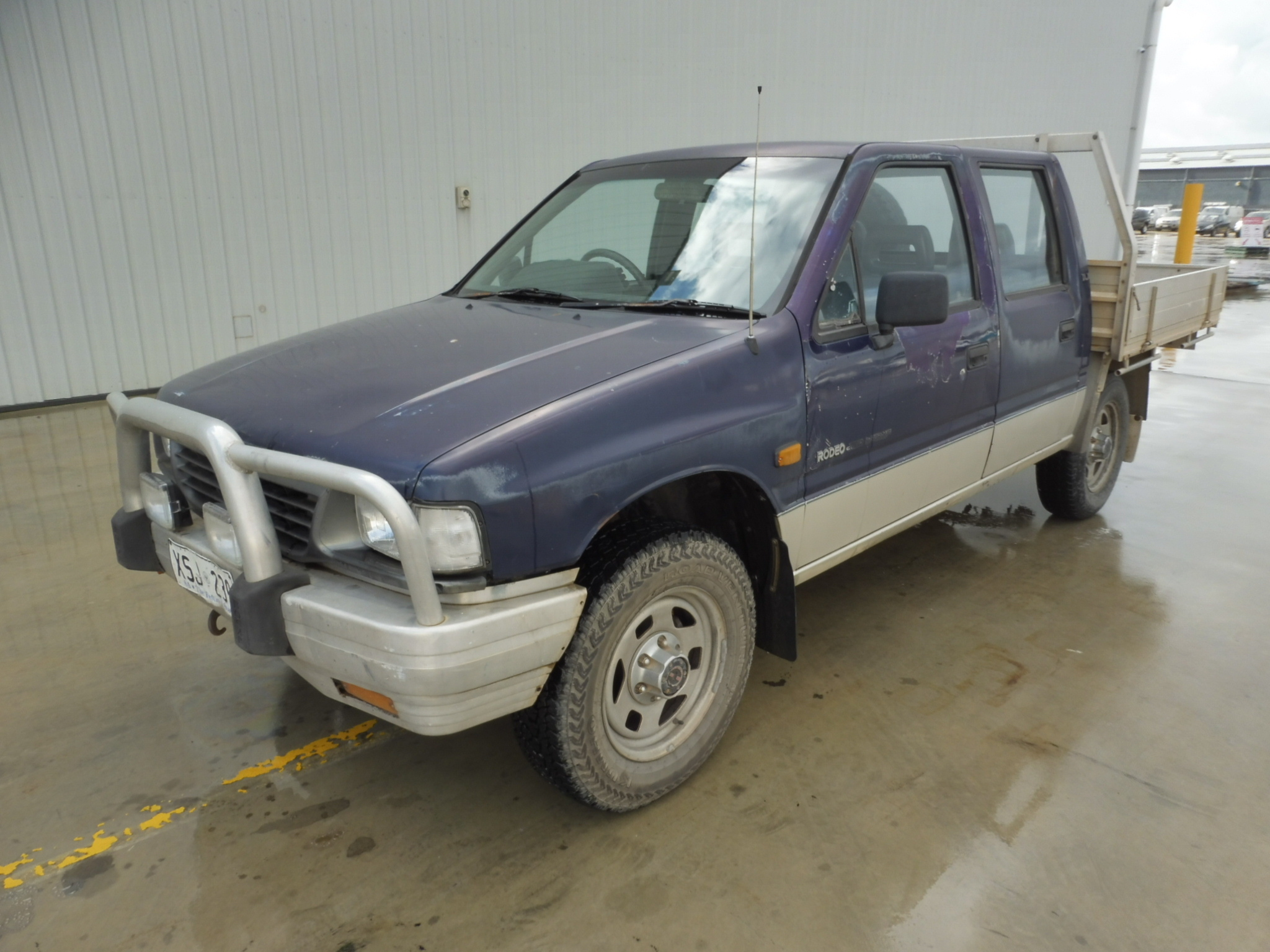 1994 Holden Rodeo DELUXE TF Manual Dual Cab Auction (0001-8009901) |  GraysOnline Australia