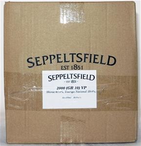 Seppeltsfield VP 2000 (12 x 375mL), Baro