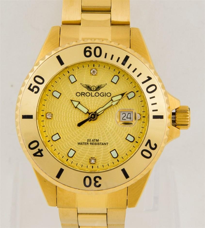 RRP $1550 Orologio X2 Diamond Collection Women`s Watch