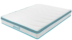 Palermo Double 20cm Memory Foam and Inne