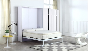 Palermo Double Size Wall Bed Mechanism H