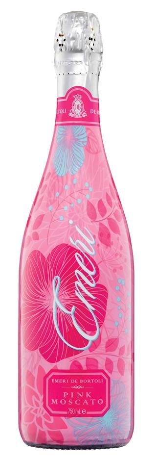 Emeri De Bortoli Pink Moscato NV (6 x 750mL), AUS.