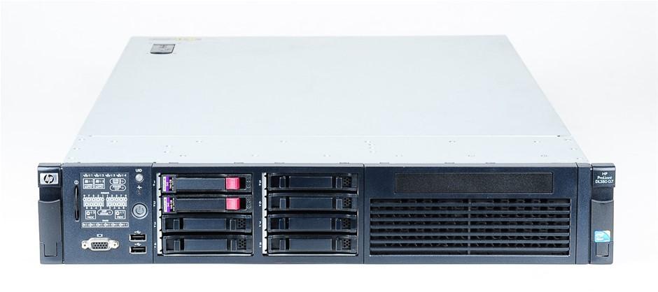 HP ProLiant DL380 G7 Rack Server