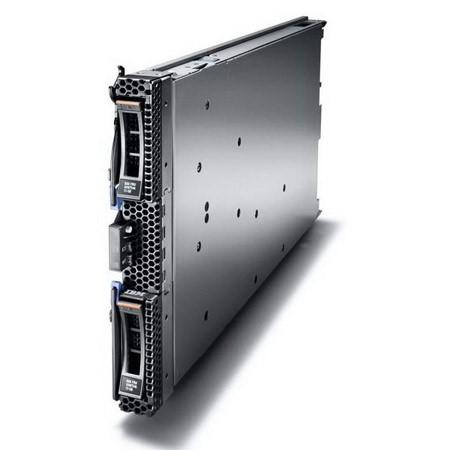 IBM HS22 Blade Server - 8 Cores and disks