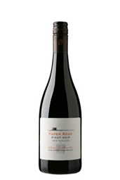 Paddy Borthwick Paper Road Pinot Noir 2017 (12 x 750mL), Waipara, NZ.