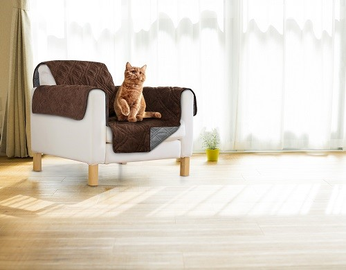 Sprint Industries Pet's Sofa Cover - Single Chair Size