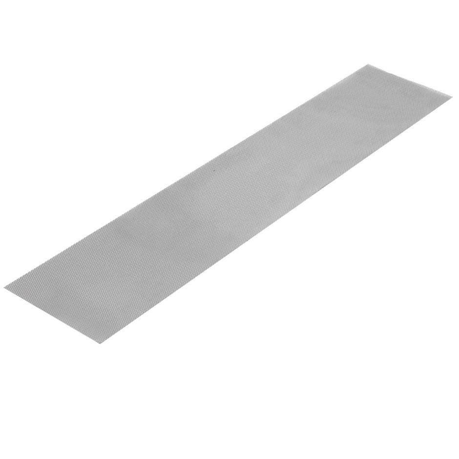 30 Piece Aluminium Gutter Guard - Silver