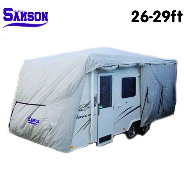 Samson Heavy Duty Caravan Cover 26-29ft