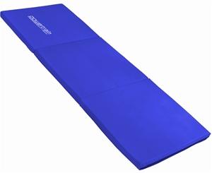 Powertrain Tri-fold Yoga Exercise Mat -