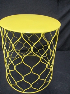 Wire side tables x 4 auction 0130 3014879 graysonline australia wire side tables x 4 greentooth Images
