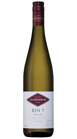 Leasingham `Bin 7` Riesling 2018 (6 x 750mL), Clare Valley. SA.