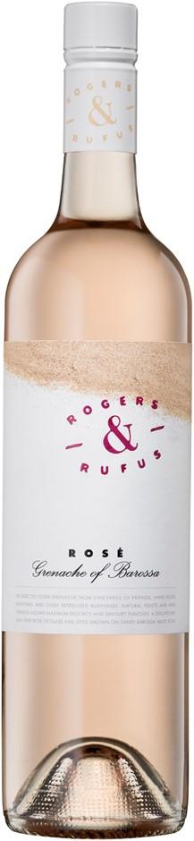 Rogers & Rufus Grenache Rosé 2018 (6 x 750mL), Barossa, SA.
