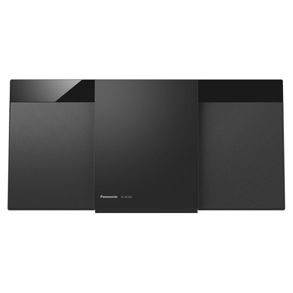 Panasonic SC-HC302GN-K Micro CD Hi-Fi System with Bluetooth