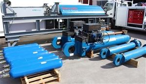 Ocean Wave / Tidal Energy Power Generati