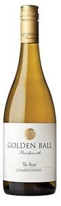 Golden Ball `La-Bas` Chardonnay 2016 (6
